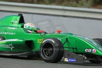 World © Octane Photographic Ltd. Eurocup Formula Renault 2.0 Championship testing. Jerez de la Frontera, Thursday 27th March 2014. Fortec Motorsports – Matt (Matthew) Parry. Digital Ref :  0900lb1d1383