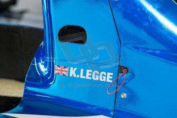 World © MountersPhotography/OctanePhotos.co.uk. FIA Formula E testing Donington Park 9th July 2014. Spark-Renault SRT_01E. Amlin Aguri - Katherine Legge. Digital Ref : 1031JM1D0065