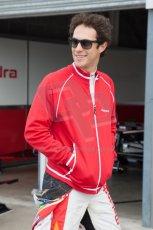 World © MountersPhotography/OctanePhotos.co.uk. FIA Formula E testing Donington Park 9th July 2014. Spark-Renault SRT_01E. Mahindra Racing - Bruno Senna. Digital Digital Ref : 1031JM1D0320