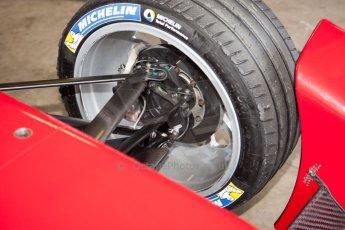 World © MountersPhotography/OctanePhotos.co.uk. FIA Formula E testing Donington Park 9th July 2014. Spark-Renault SRT_01E. China Racing – Jerome d'Ambrosio. Digital Ref : 1031JM1D9949
