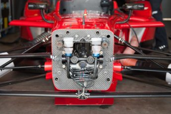 World © MountersPhotography/OctanePhotos.co.uk. FIA Formula E testing Donington Park 9th July 2014. Spark-Renault SRT_01E. Audi Sport ABT - Lucas di Grassi. Digital Ref : 1031JM1D9955