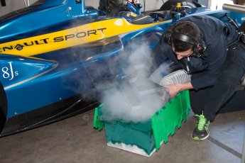 World © MountersPhotography/OctanePhotos.co.uk. FIA Formula E testing Donington Park 9th July 2014. Spark-Renault SRT_01E. e.dams-Renault – Nicolas Prost. Digital Digital Ref : 1031JM1D9979