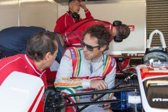 World © MountersPhotography/OctanePhotos.co.uk. FIA Formula E testing Donington Park 9th July 2014. Spark-Renault SRT_01E. Mahindra Racing - Bruno Senna. Digital Ref : 1031JM1D9997