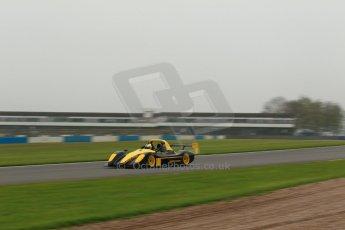 World © Octane Photographic Ltd. Donington Park General testing, Thursday 24th April 2014. Radical SR3 RS - Supreme Racing - Andy Cummings, Bradley Ellis. Digital Ref : 0913lb1d18571