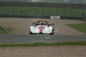 World © Octane Photographic Ltd. Donington Park General testing, Thursday 24th April 2014. Radical SR01. Digital Ref : 0913lb1d8853