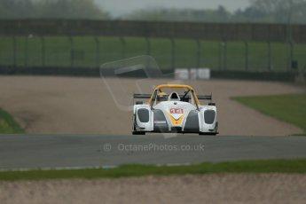 World © Octane Photographic Ltd. Donington Park General testing, Thursday 24th April 2014. Radical SR3 RS. Digital Ref : 0913lb1d8858