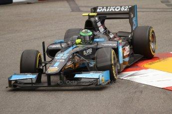 World © Octane Photographic Ltd. Thursday 22nd May 2014. GP2 Practice – Monaco, Monte Carlo. Conor Daly - Venezuela GP Lazarus. Digital Ref : 0959CB7D2338
