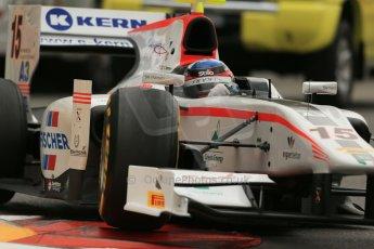 World © Octane Photographic Ltd. Thursday 22nd May 2014. GP2 Practice – Monaco, Monte Carlo. Simon Trummer - Rapax. Digital Ref : 0959LB1D4285