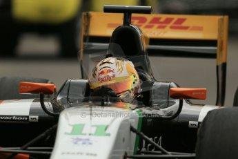 World © Octane Photographic Ltd. Thursday 22nd May 2014. GP2 Practice – Monaco, Monte Carlo. Daniel Abt - Hilmer Motorsport. Digital Ref: 0959LB1D4298