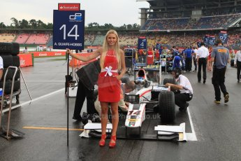 World © Octane Photographic Ltd. Sunday 20th July 2014. GP2 Race 2 – German GP - Hockenheim. Adrian Quaife-Hobbs - Rapax. Digital Ref : 1050CB7D6574