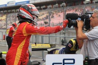 World © Octane Photographic Ltd. Sunday 20th July 2014. GP2 Race 2 – German GP - Hockenheim. Stefano Coletti - Racing Engineering. Digital Ref : 1050CB7D6611