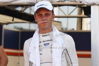 World © Octane Photographic Ltd. Saturday 19th July 2014. GP3 Qualifying Session. German GP, Hockenheim. Marvin Kirchhofer - ART Grand Prix. Digital Ref : 1041CB7D5237