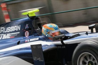 World © Octane Photographic Ltd. Friday 25th July 2014. GP2 Practice – Hungarian GP, Hungaroring - Budapest. Artem Markelov - RT Russian Time. Digital Ref :