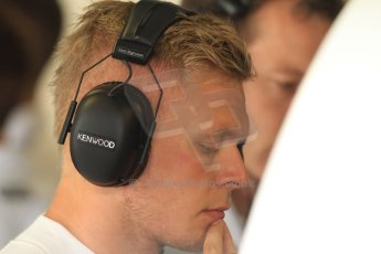 World © Octane Photographic Ltd. Friday 5th September 2014, Italian GP, Monza - Italy - Formula 1 Practice 1. McLaren Mercedes MP4/29 – Kevin Magnussen. Digital Ref: 1094CB7D7314