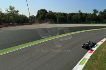 World © Octane Photographic Ltd. Saturday 6th September 2014, Italian GP, Monza - Italy. - Formula 1 Practice 3. Sauber C33 – Adrian Sutil. Digital Ref: 1100LB1D5167