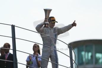 World © Octane Photographic Ltd. Sunday 7th September 2014, Italian GP, Monza - Italy. - Formula 1 Podium. Williams Martini Racing FW36 – Felipe Massa (3rd). Digital Ref: 1113LB1D8545