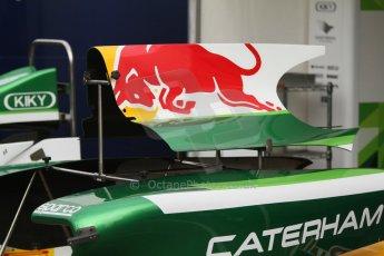 World © Octane Photographic Ltd. Friday Friday 5th September 2014. GP2 Practice – Italian GP - Monza, Italy. Pierre Gasly - EQ8 Caterham Racing. Digital Ref : 1095CB7D8687