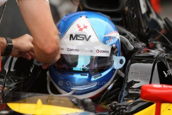 World © Octane Photographic Ltd. Friday Friday 5th September 2014. GP2 Practice – Italian GP - Monza, Italy. Jolyon Palmer – DAMS. Digital Ref : 1095CB7D8993