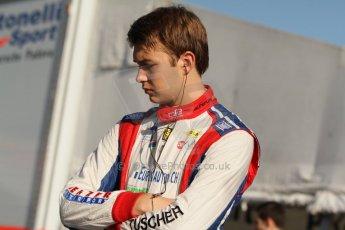 World © Octane Photographic Ltd. Saturday 6th September 2014. GP3 Qualifying Session, Italian GP, Monza - Italy. Matheo Tuscher - Jenzer Motorsport. Digital Ref : 1103CB7D9685