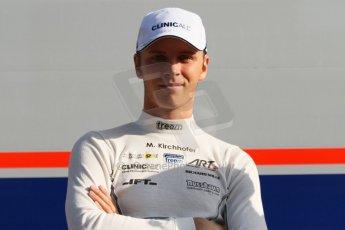 World © Octane Photographic Ltd. Saturday 6th September 2014. GP3 Qualifying Session, Italian GP, Monza - Italy. Marvin Kirchhofer - ART Grand Prix. Digital Ref : 1103CB7D9699