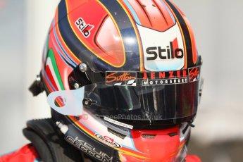 World © Octane Photographic Ltd. Saturday 6th September 2014. GP3 Qualifying Session, Italian GP, Monza - Italy. Kevin Ceccon - Jenzer Motorsport. Digital Ref : 1103CB7D9766