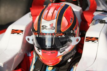 World © Octane Photographic Ltd. Saturday 6th September 2014. GP3 Qualifying Session, Italian GP, Monza - Italy. Kevin Ceccon - Jenzer Motorsport. Digital Ref : 1103CB7D9784