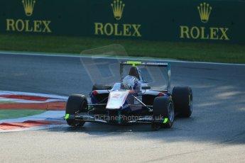 World © Octane Photographic Ltd. Saturday 6th September 2014. GP3 Race 1, Italian GP, Monza - Italy. Matheo Tuscher - Jenzer Motorsport. Digital Ref : 1108LB1D6414