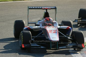 World © Octane Photographic Ltd. Saturday 6th September 2014. GP3 Race 1, Italian GP, Monza - Italy. Kevin Ceccon - Jenzer Motorsport. Digital Ref : 1108LB1D6527
