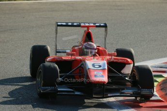 World © Octane Photographic Ltd. Saturday 6th September 2014. GP3 Race 1, Italian GP, Monza - Italy. Jann Mardenborough - Arden International. Digital Ref : 1108LB1D6591