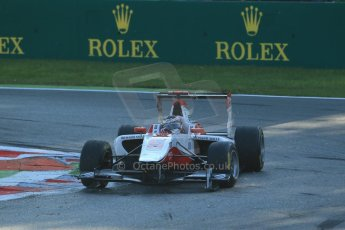 World © Octane Photographic Ltd. Saturday 6th September 2014. GP3 Race 1, Italian GP, Monza - Italy. Dino Zamparelli - ART Grand Prix. Digital Ref : 1108LB1D6622