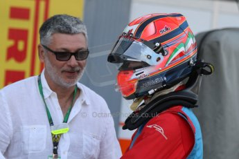 World © Octane Photographic Ltd. Sunday 7th September 2014. GP3 Race 2, Italian GP, Monza - Italy. Kevin Ceccon - Jenzer Motorsport. Digital Ref : 1110CB7D0495