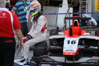 World © Octane Photographic Ltd. Sunday 7th September 2014. GP3 Race 2, Italian GP, Monza - Italy. Dean Stoneman - Marussia Manor Racing. Digital Ref : 1110CB7D0549
