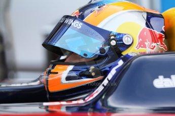 World © Octane Photographic Ltd. Sunday 7th September 2014. GP3 Race 2, Italian GP, Monza - Italy. Alex Lynn - Carlin. Digital Ref : 1110CB7D0613