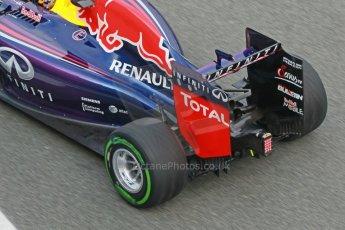 World © Octane Photographic Ltd. 2014 Formula 1 Winter Testing, Circuito de Velocidad, Jerez. Tuesday 28th January 2014. Day 1. Infiniti Red Bull Racing RB10 - Sebastian Vettel. Digital Ref: 0882cb1d9750