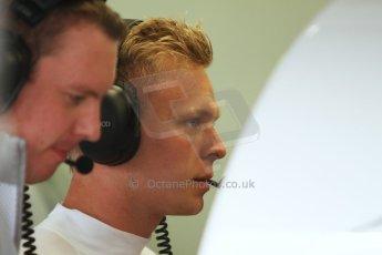 World © Octane Photographic Ltd. Thursday 22nd May 2014. Monaco - Monte Carlo - Formula 1 Practice 1. McLaren Mercedes MP4/29 – Kevin Magnussen. Digital Ref: 0958CB7D2029