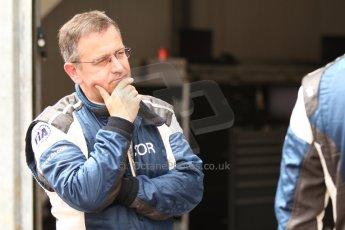 World © Octane Photographic Ltd. Thursday 22nd May 2014. Monaco - Monte Carlo - Formula 1 Practice 1. FIA Doctor - Dr.Ian Roberts. Digital Ref: 0958CB7D2065