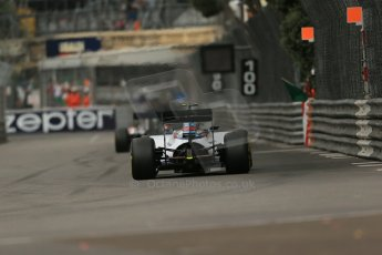 World © Octane Photographic Ltd. Thursday 22nd May 2014. Monaco - Monte Carlo - Formula 1 Practice 1. Williams Martini Racing FW36 – Valtteri Bottas Digital Ref: 0958LB1D3400