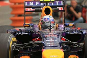 World © Octane Photographic Ltd. Thursday 22nd May 2014. Monaco - Monte Carlo - Formula 1 Practice 1. Infiniti Red Bull Racing RB10 – Daniel Ricciardo. Digital Ref: 0958LB1D3772