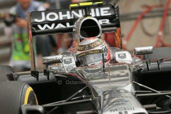 World © Octane Photographic Ltd. Thursday 22nd May 2014. Monaco - Monte Carlo - Formula 1 Practice 1. McLaren Mercedes MP4/29 – Kevin Magnussen. Digital Ref: 0958LB1D3808