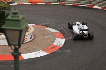 World © Octane Photographic Ltd. Thursday 22nd May 2014. Monaco - Monte Carlo - Formula 1 Practice 2. Williams Martini Racing FW36 – Valtteri Bottas Digital Ref: 0960LB1D6834