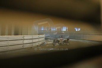 World © Octane Photographic Ltd. Saturday 24th May 2014. Monaco - Monte Carlo - Formula 1 Qualifying. Mercedes AMG Petronas F1 W05 Hybrid – Lewis Hamilton. Digital Ref: 0967LB1D7875