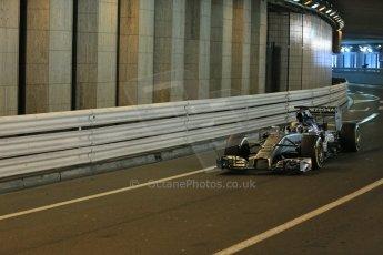 World © Octane Photographic Ltd. Saturday 24th May 2014. Monaco - Monte Carlo - Formula 1 Qualifying. Mercedes AMG Petronas F1 W05 Hybrid – Lewis Hamilton. Digital Ref: 0967LB1D8096