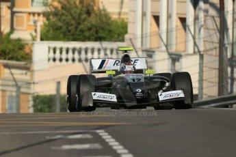 World © Octane Photographic Ltd. World Series by Renault 3.5 - Monaco, Monte Carlo, May 24th 2014 - Qualifying. Strakka Racing – Matias Laine. Digital Ref : 0966LB1D6416