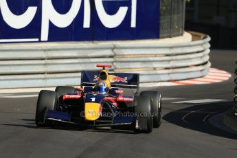 World © Octane Photographic Ltd. World Series by Renault 3.5 - Monaco, Monte Carlo, May 24th 2014 - Qualifying. DAMS - Carlos Sainz jnr. Digital Ref : 0966LB1D6566