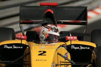 World © Octane Photographic Ltd. World Series by Renault 3.5 - Monaco, Monte Carlo, May 24th 2014 - Qualifying. DAMS -  Norman Nato.Digital Ref : 0966LB1D6676