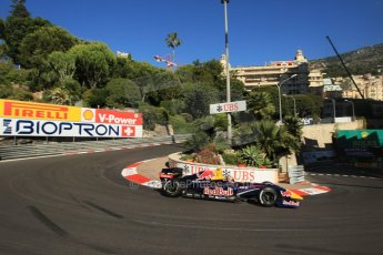 World © Octane Photographic Ltd. World Series by Renault 3.5 - Monaco, Monte Carlo, May 24th 2014 - Qualifying. Arden Motorsport – Pierre Gasly. Digital Ref : 0966LB1D7465