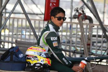 World © Octane Photographic Ltd. Friday 23rd May 2014. GP2 Feature Race – Monaco, Monte Carlo. Rio Haryanto - EQ8 Caterham Racing. Digital Ref : 0963CB7D2658