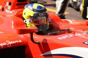 World © Octane Photographic Ltd. Friday 23rd May 2014. GP2 Feature Race – Monaco, Monte Carlo. Andre Negrao - Arden International. Digital Ref : 0963CB7D2711