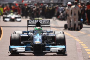 World © Octane Photographic Ltd. Friday 23rd May 2014. GP2 Feature Race – Monaco, Monte Carlo. Conor Daly - Venezuela GP Lazarus. Digital Ref : 0963CB7D3013