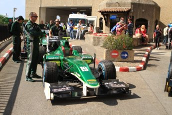 World © Octane Photographic Ltd. Friday 23rd May 2014. GP2 Feature Race – Monaco, Monte Carlo. Alexander Rossi - EQ8 Caterham Racing. Digital Ref : 0963CB7D5069